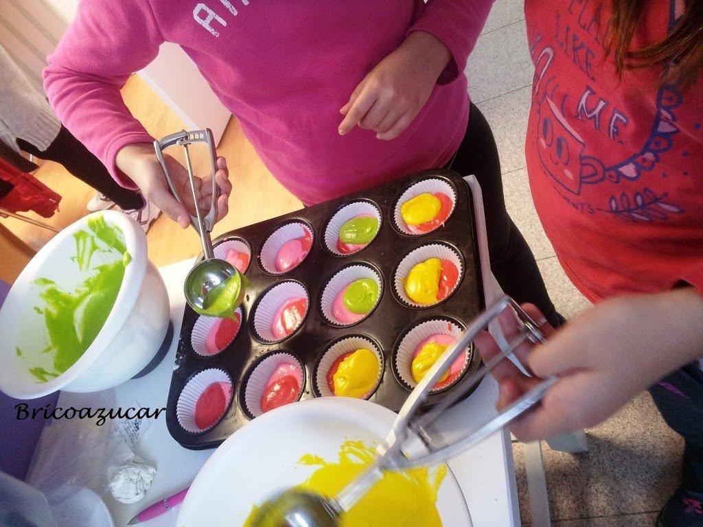 Talleres de Cocina y Repostería para Niños en Bricoazucar