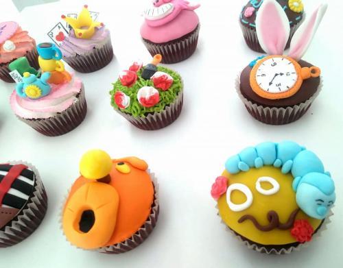 Cupcakes Alicia